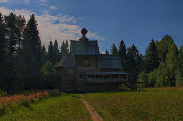 Церковь 12 век