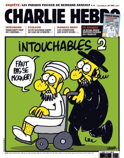 юмор, карикатура, Charlie Hebdo