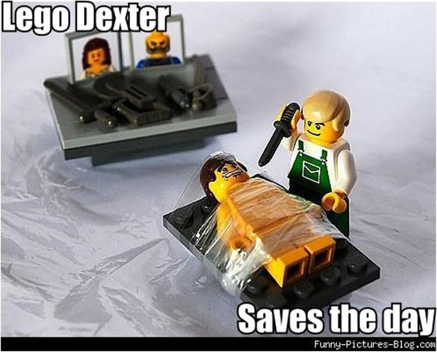 Декстер, американские сериалы