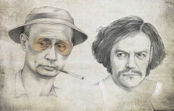 искусство, арт, юмор, герои