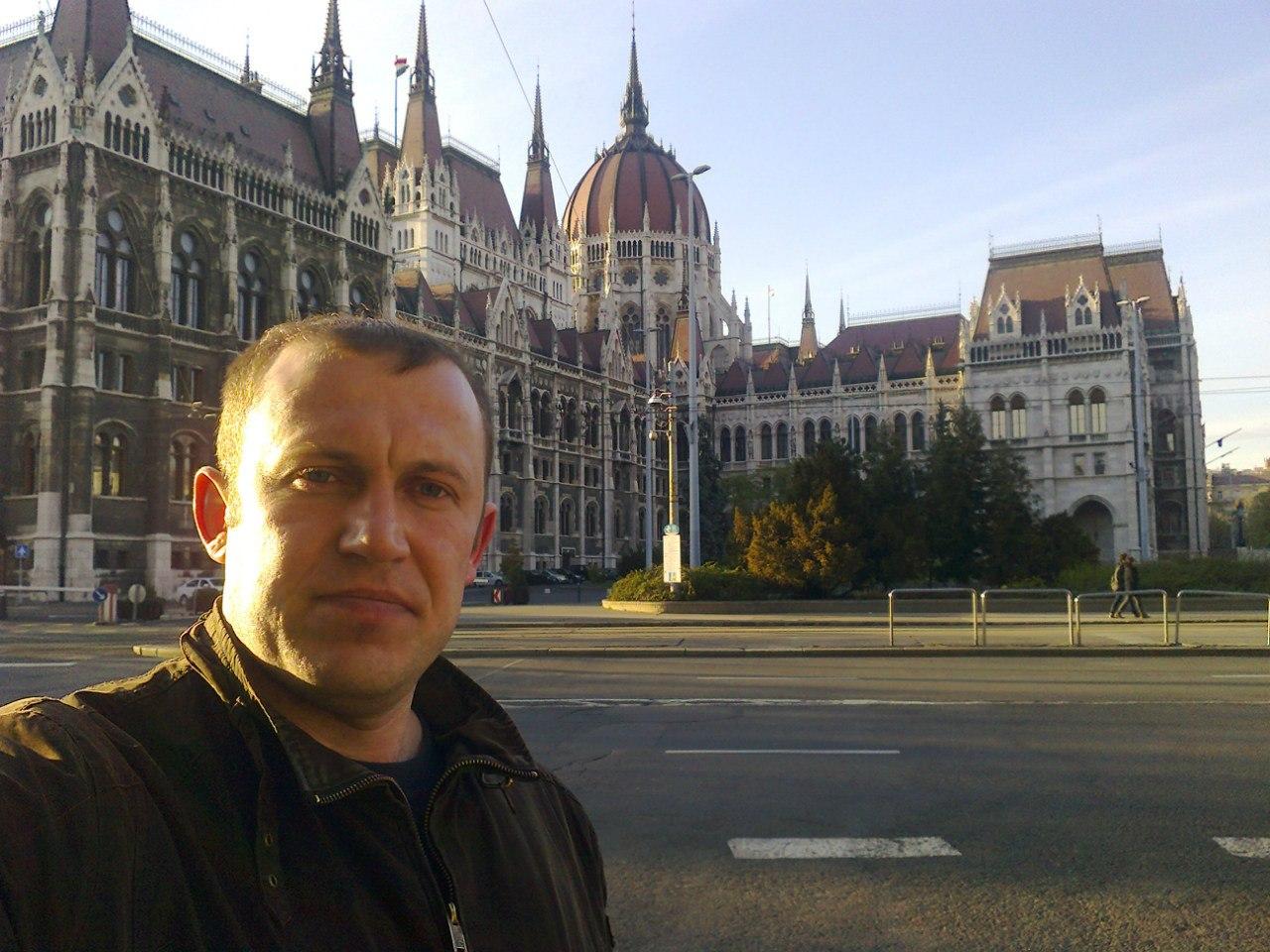 Виталий Зелковский, серьезный белорусский турист