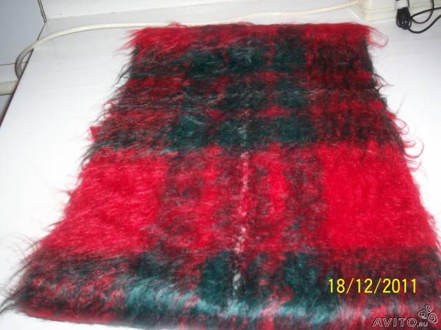 ретро, шестидесятые, мода, мохер, шарф
