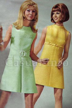 ссср, ретро, шестидесятые, мода, платье