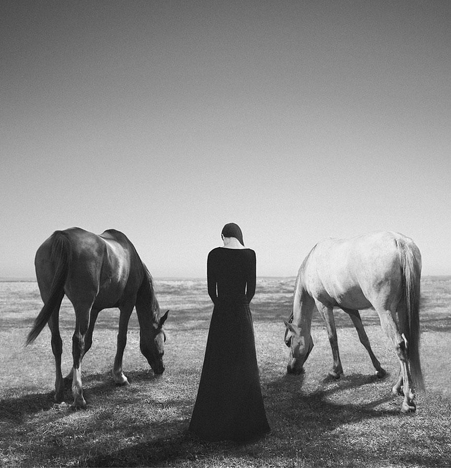 Noelle S, автопортреты