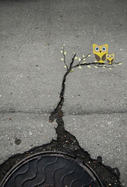 стрит-арт, искусство, Алексей Меньшиков, пенза, улица