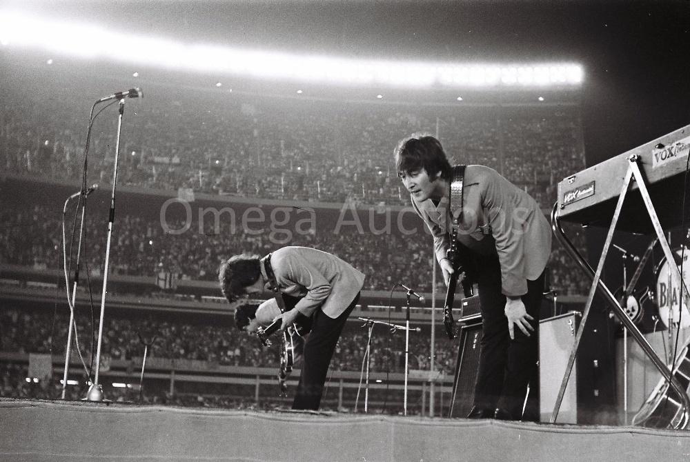 Редкие фотографии The Beatles