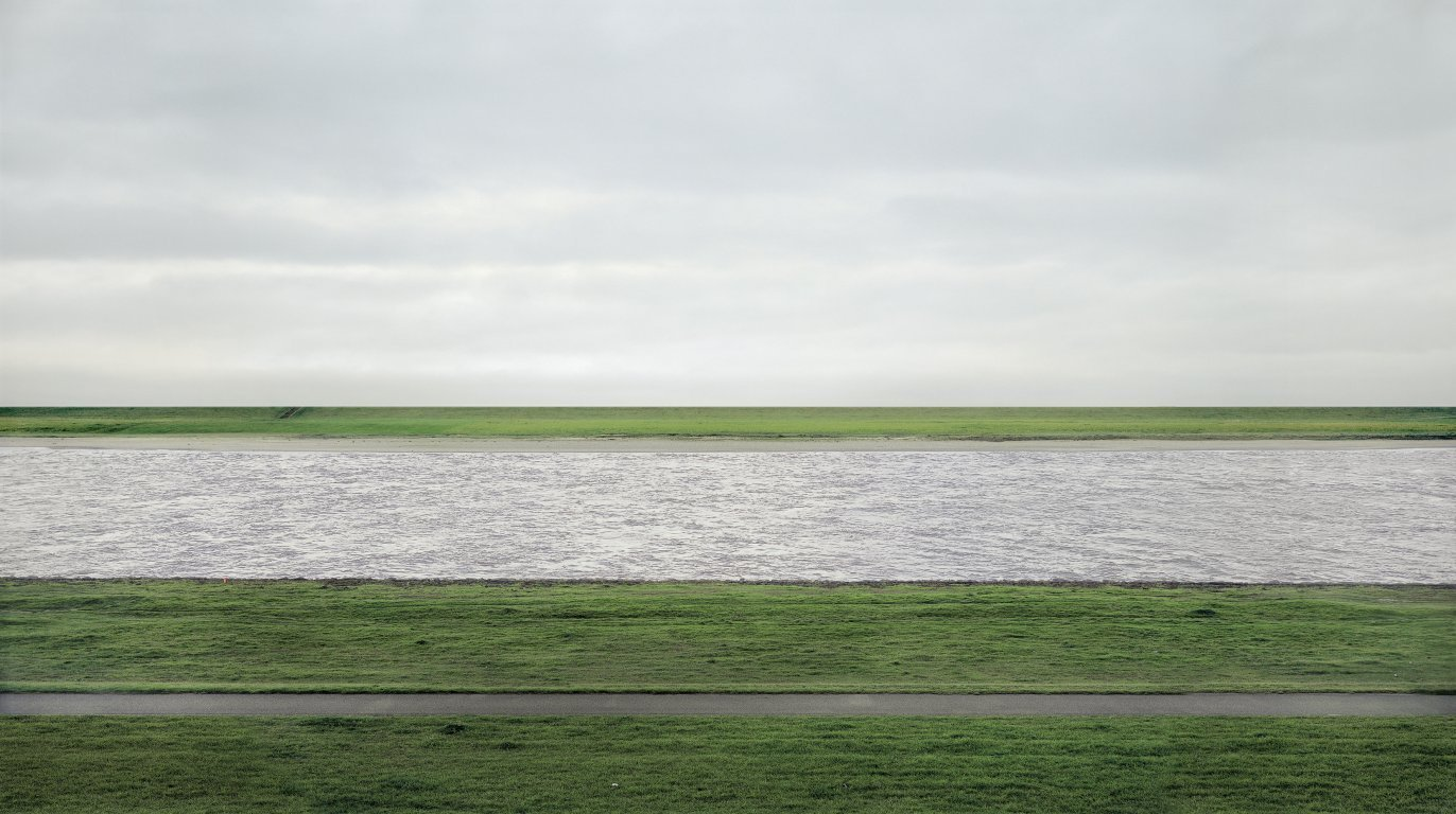 Андреас Гурски, Рейн II, Rhein-II