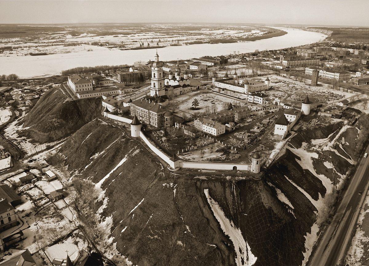Медведев, Тобольский кремль, фотография