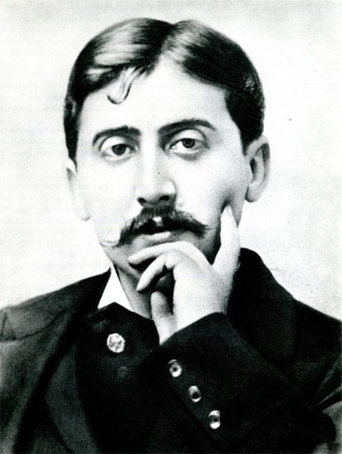 Марсель Пруст, писатель, затворник