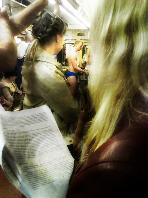 мода, колонка редактора, метро, Москва