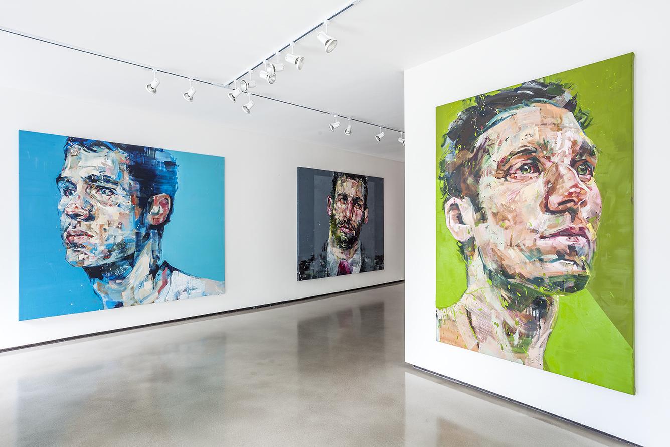 Эндрю Сальгадо, портреты, художник, искусство