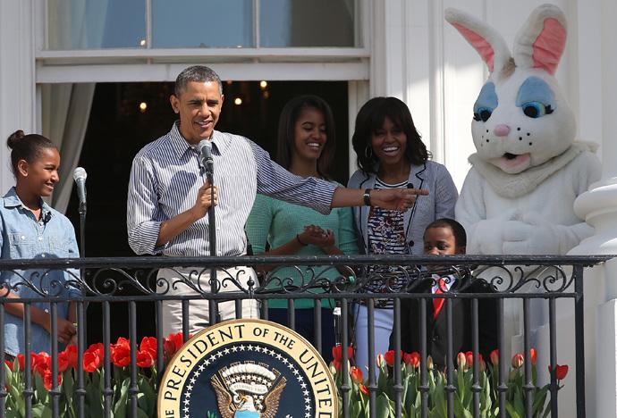 Kid President, пасха в Белом доме