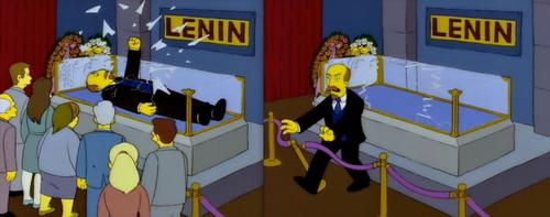 lenin-simpsons