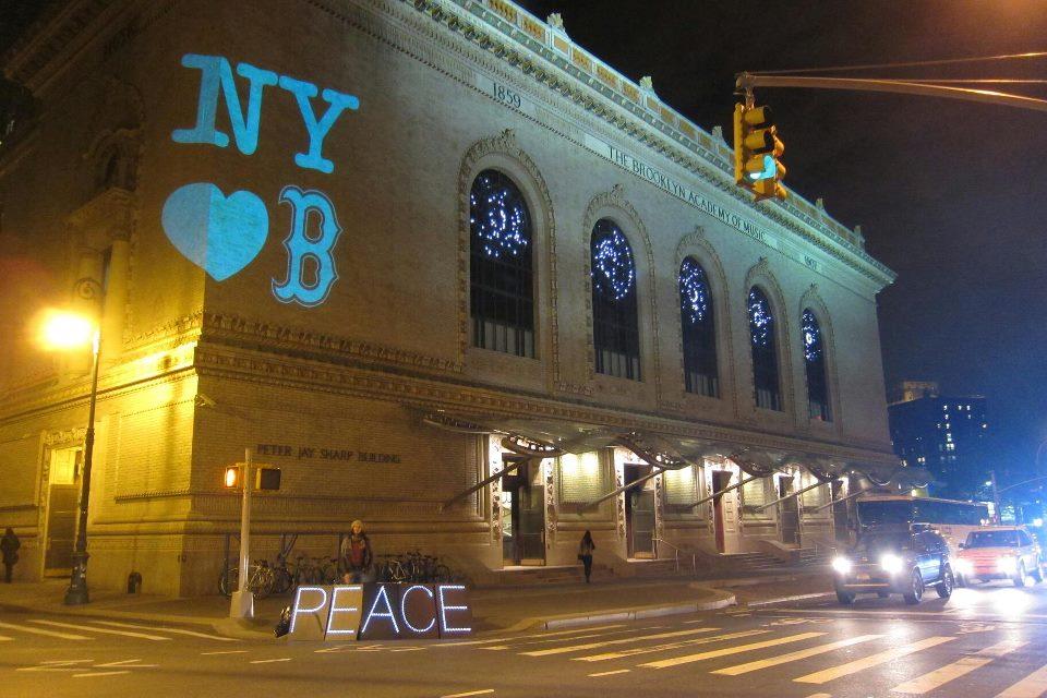 Бостон, взрыв, Нью-Йорк, библиотека