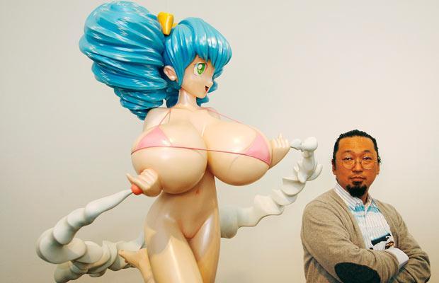 Takashi-Murakami-Hiropon-
