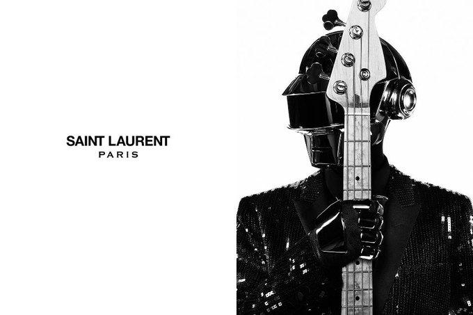 Daft Punk, Saint Laurent