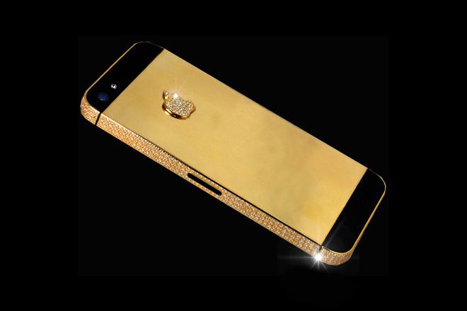 самый дорогой в мире iPhone