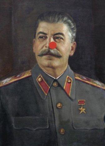 Дэмьен Хёрст, Сталин