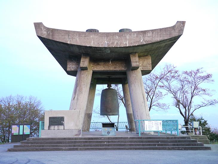 колокол мира, япония