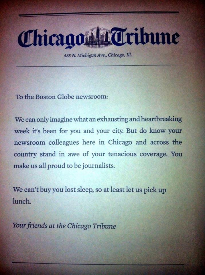 Бостон, фото дня, Chicago Tribune, Boston Globe