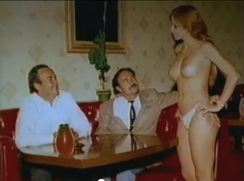 Ричард Фейнман в стрипклубе