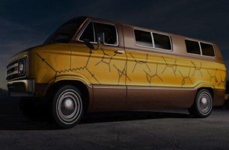 фейнман, автомобиль