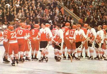 Советские хоккеисты. Часть 2
