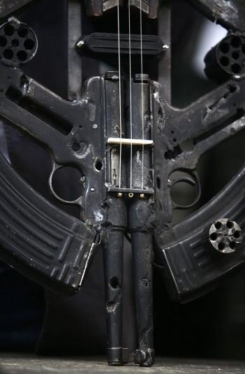 Оружейная музыка