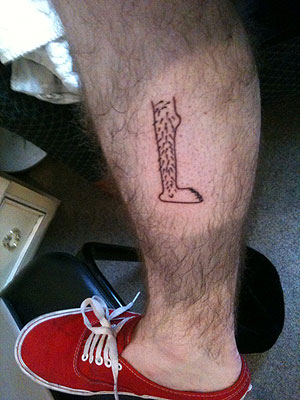 татуировки, homemade tattoo, Дэвид Шригли