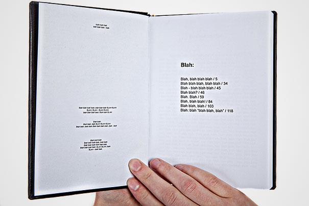 Blah Blah Blah Book1
