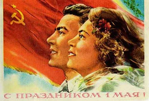 Soviet-Poster-May-First