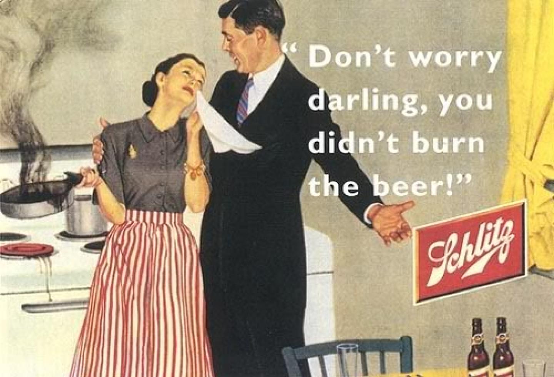 Сексизм в рекламе