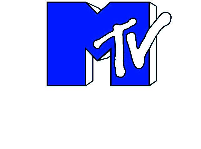 музыка, логотип, mtv