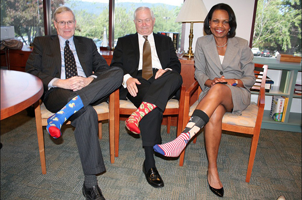 bush socks