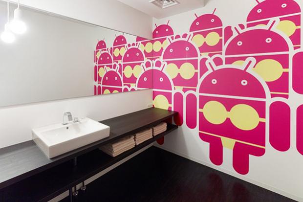 офис, google, Токио
