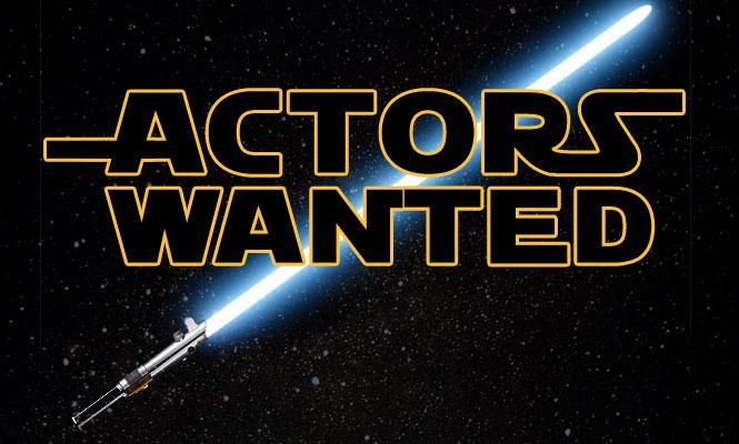«Звёздные войны» ищут актёров