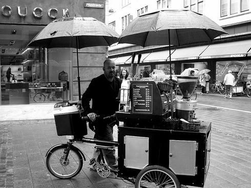 велокофейни