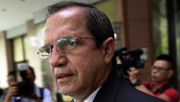 Глава МИД Эквадора Рикардо Патиньо