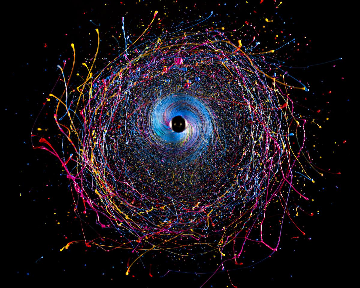 FABIAN OEFNER, Черная дыра, фото