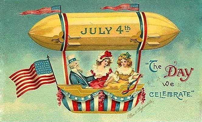 4-th july