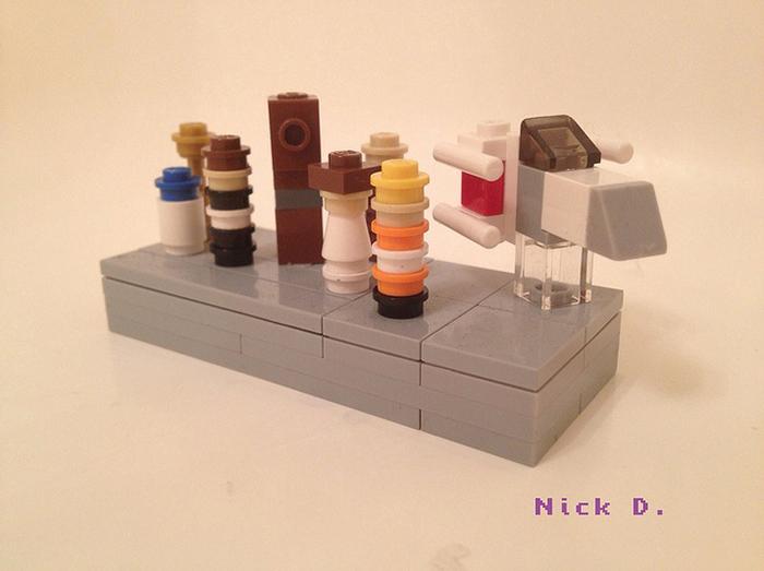 lego minimalism