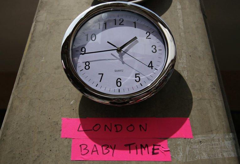 Жители Лондона1