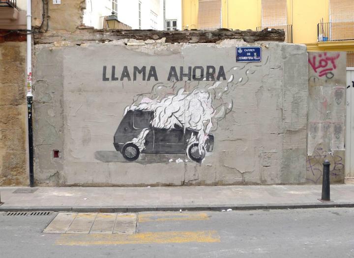 LLAMA AHORA (Valencia Spain)