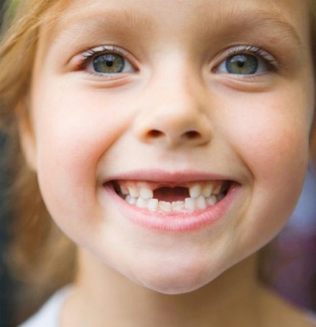 зубы из мочи