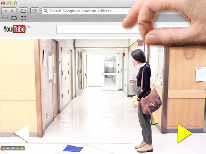 15 лучших интерактивных музыкальных видео