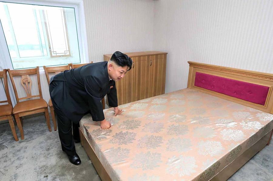 Ким Чен Ын, ученые, КНДР