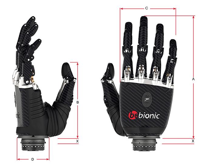the hand, технологии, протез, рука, запястье