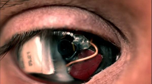 eyeborg project, камера в глазе, киборг