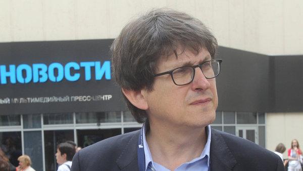 Алан Расбриджер