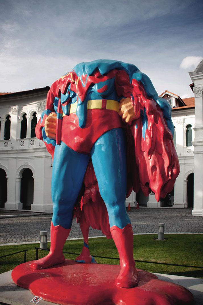 Steve Lawler, Eric Foenander, супермен, таять